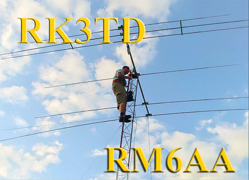 QSL image for RM6AA