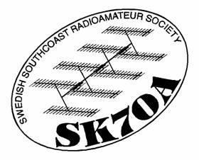 QSL image for SK7OA