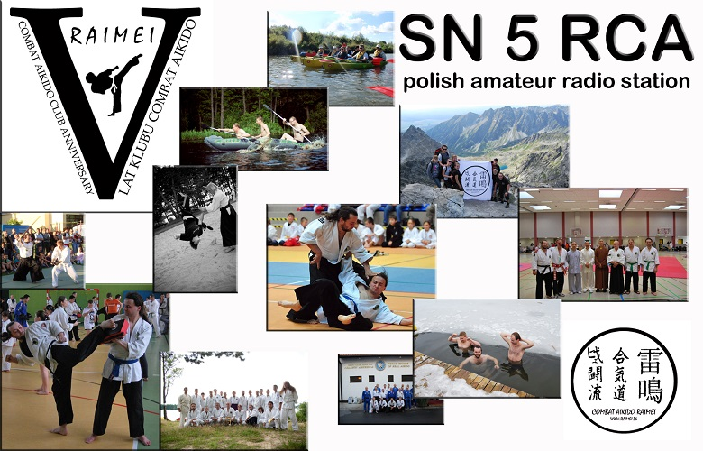 QSL image for SN5RCA