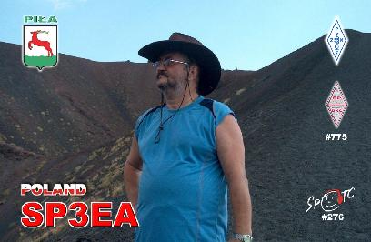 QSL image for SP3EA