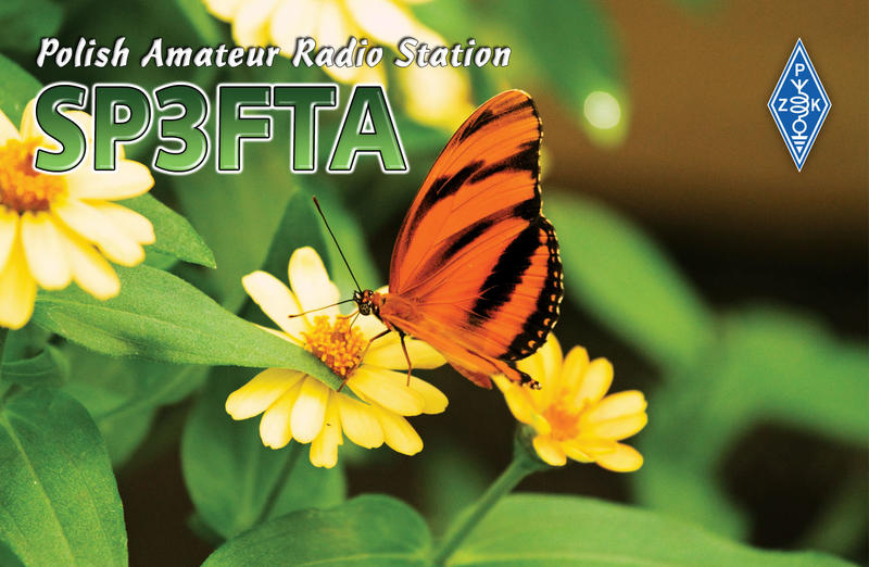 QSL image for SP3FTA