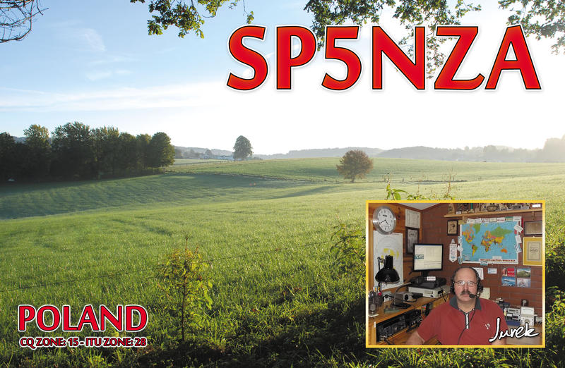 QSL image for SP5NZA