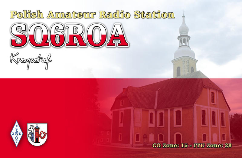 QSL image for SQ6ROA