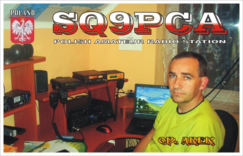 QSL image for SQ9PCA