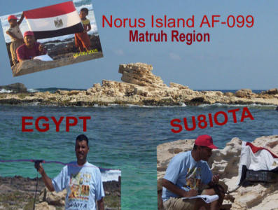 QSL image for SU8IOTA