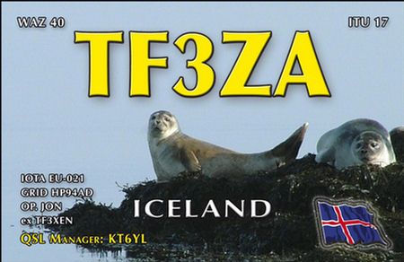 QSL image for TF3ZA