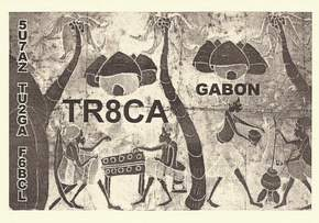 QSL image for TR8CA