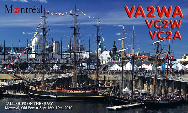 QSL image for VA2WA