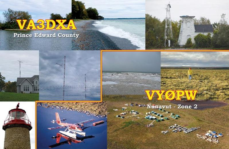 QSL image for VA3DXA