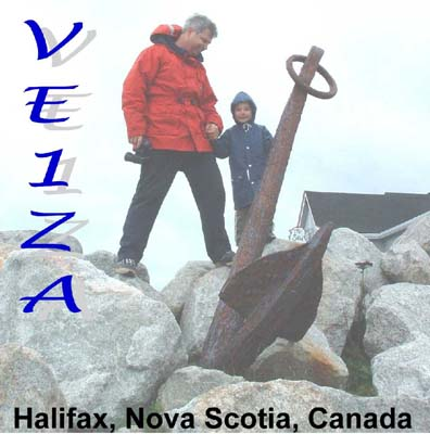 QSL image for VE1ZA