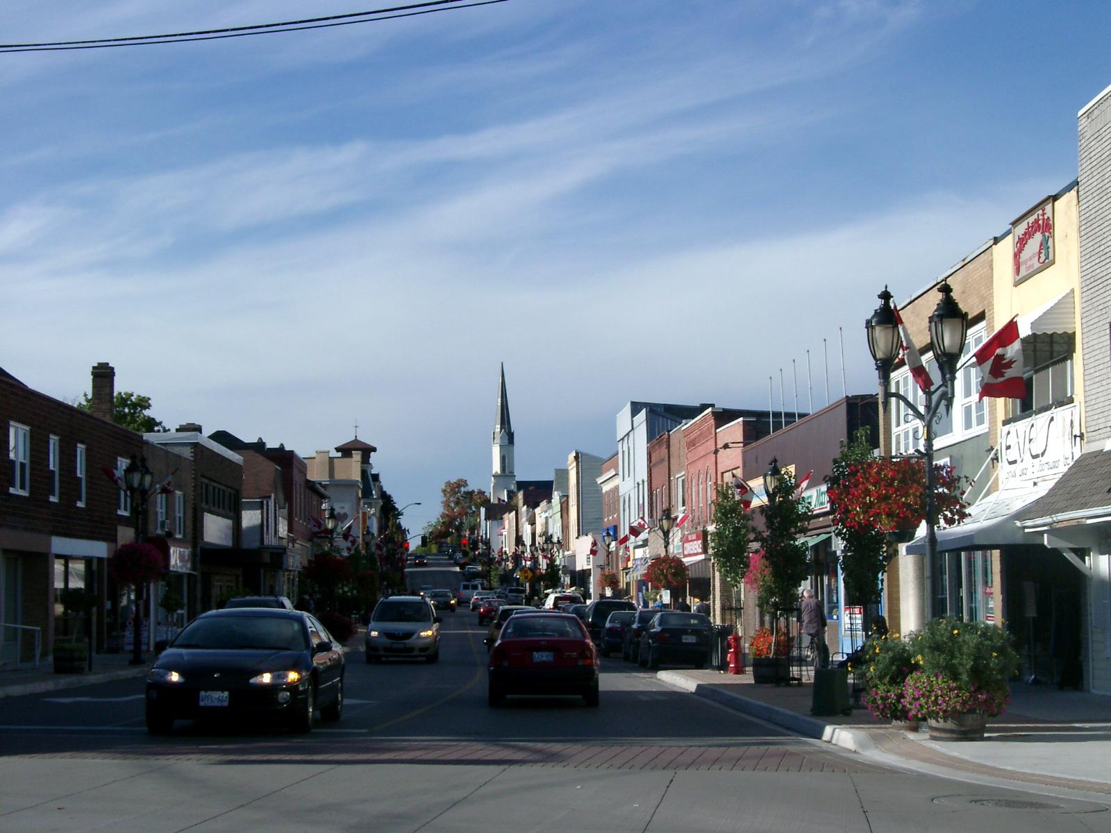 Newmarket Canada  city photos : MY NEW CANADA: As 10 Melhores Cidades Pequenas Para se Viver no ...