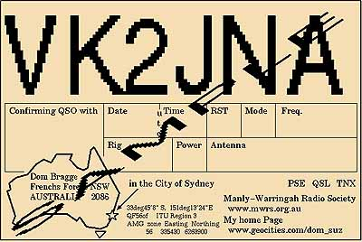 QSL image for VK2JNA