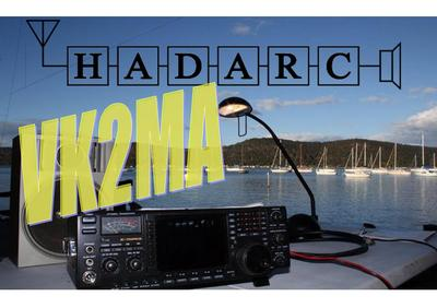 QSL image for VK2MA