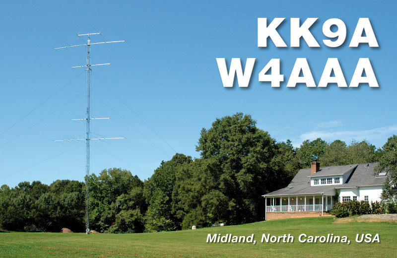 QSL image for W4AAA