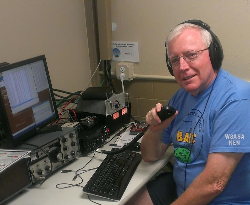 On For Ohio Qso Party Army Security Agency Amateur Radio