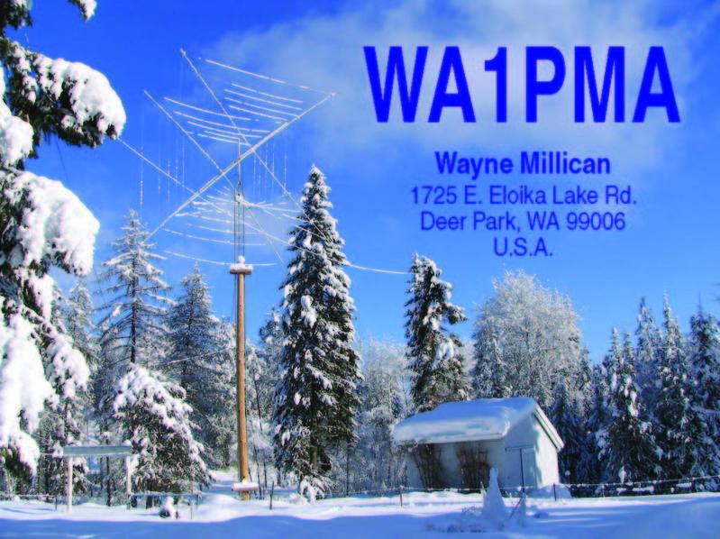 QSL image for WA1PMA