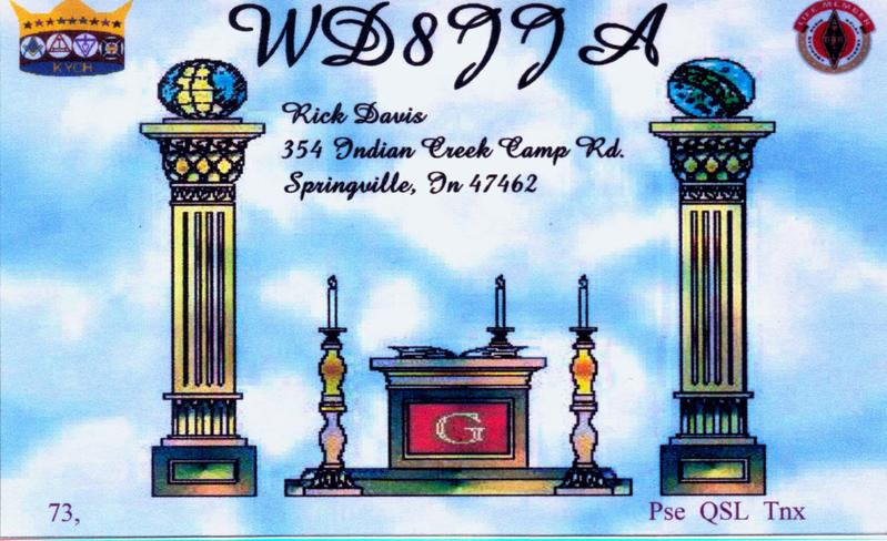 QSL image for WD8JJA