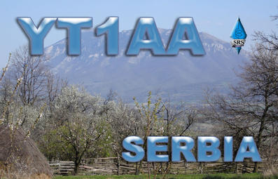 QSL image for YT1AA