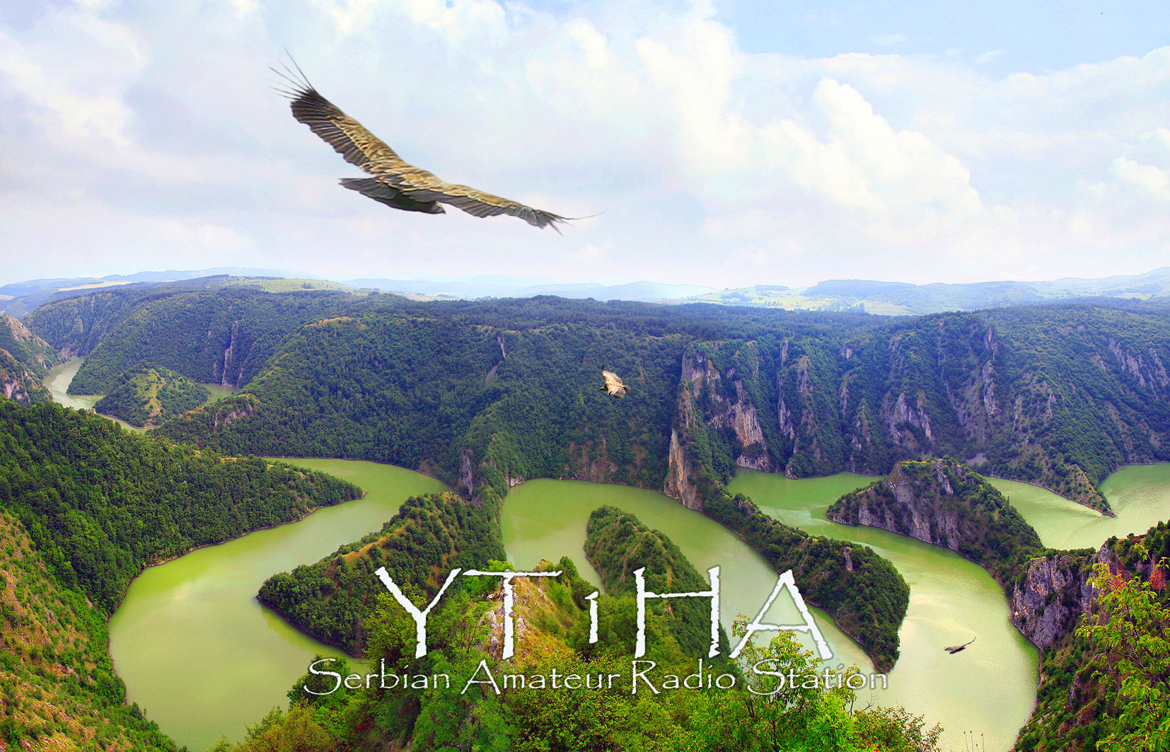 QSL image for YT1HA