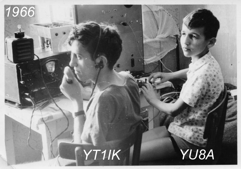 QSL image for YU8A