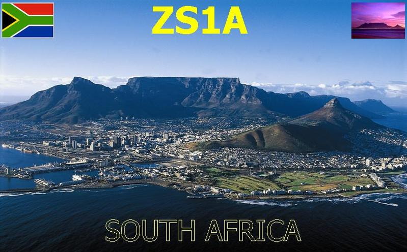 QSL image for ZS1A