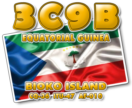 QSL image for 3C9B