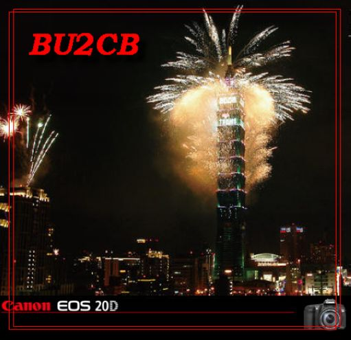 QSL image for BU2CB