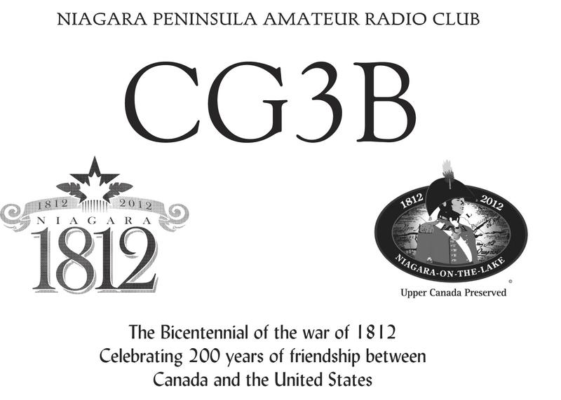 QSL image for CG3B