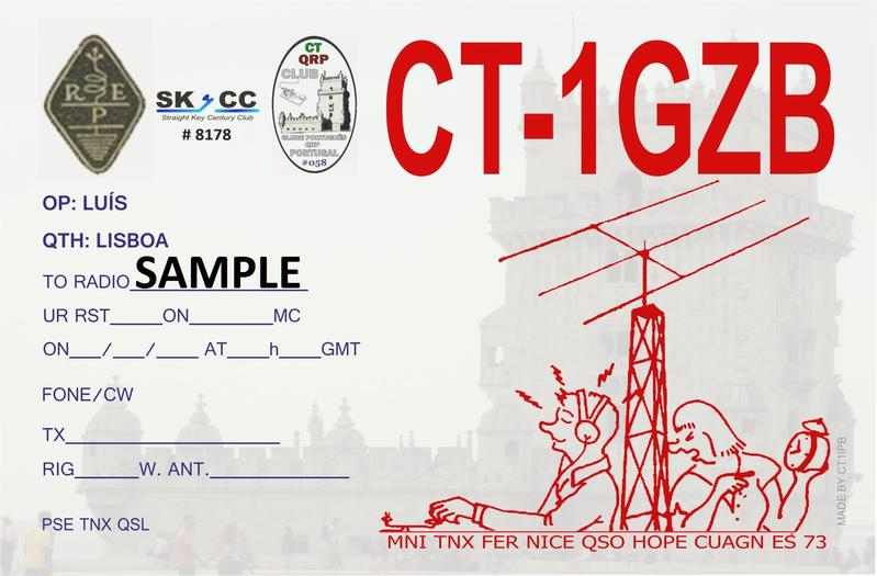 QSL image for CT1GZB