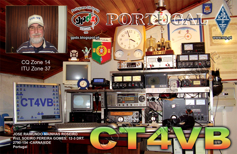 QSL image for CT4VB