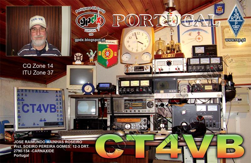 QSL image for CT4VB