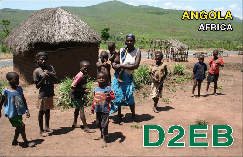 QSL image for D2EB