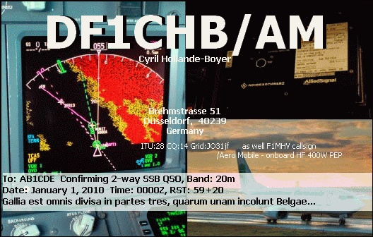 QSL image for DF1CHB