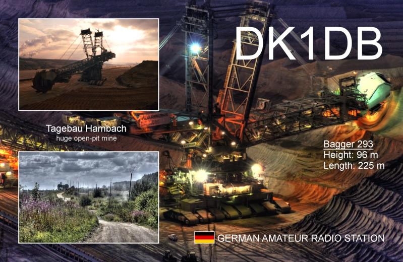 QSL image for DK1DB