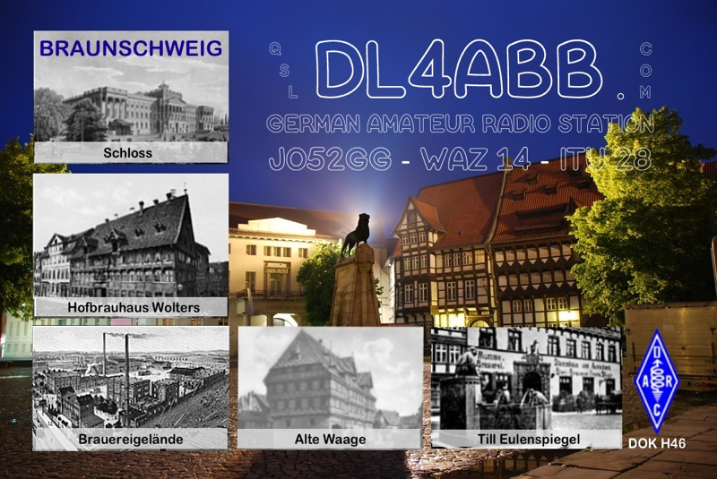 QSL image for DL4ABB