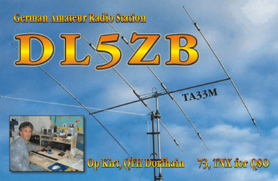 QSL image for DL5ZB