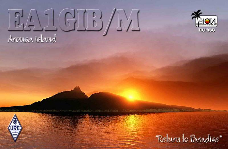 QSL image for EA1GIB