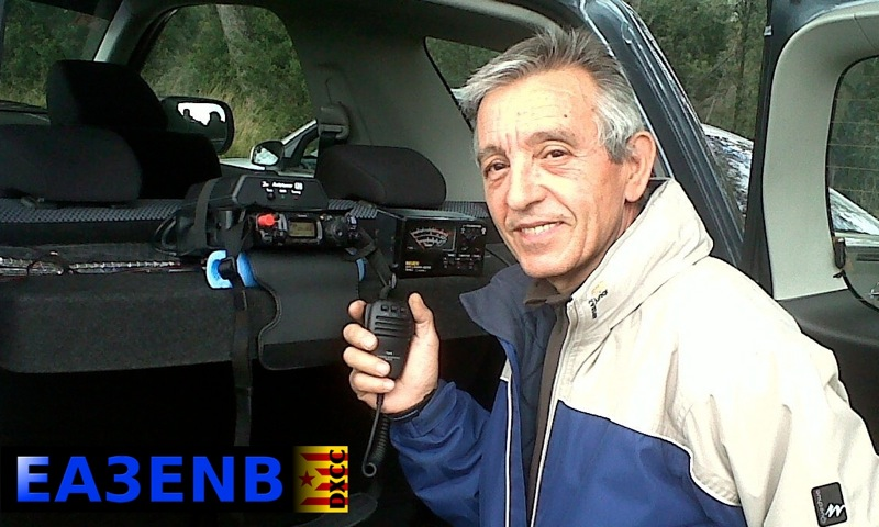 QSL image for EA3ENB