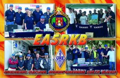 QSL image for EA5RKB