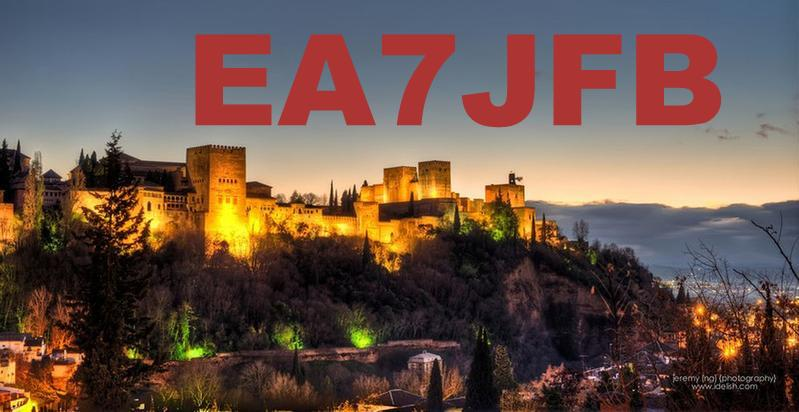QSL image for EA7JFB