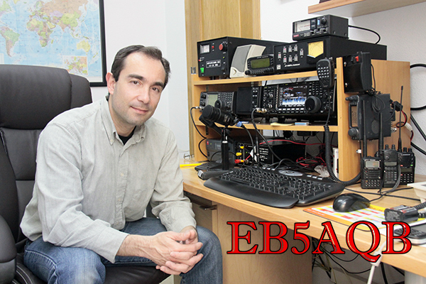 QSL image for EB5AQB