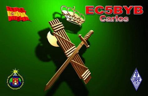 QSL image for EC5BYB