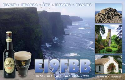 QSL image for EI9FBB