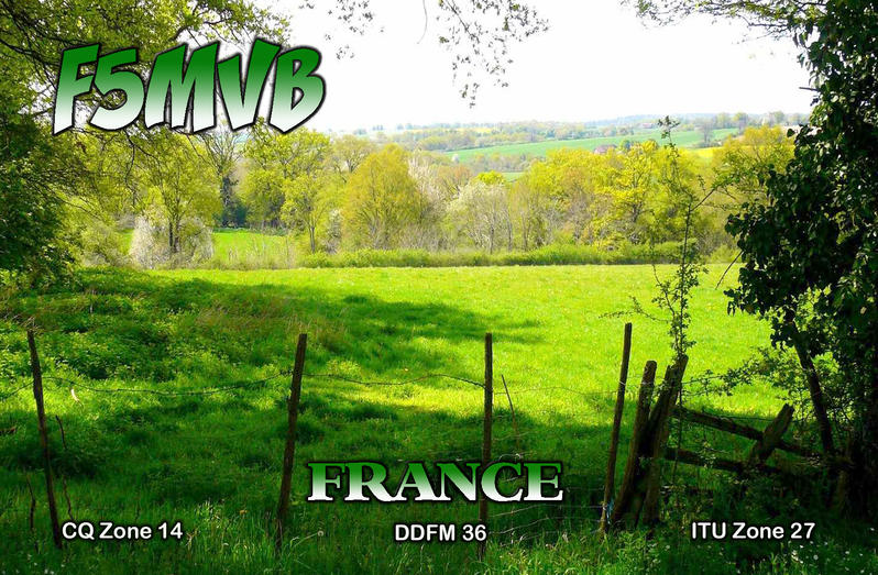 QSL image for F5MVB