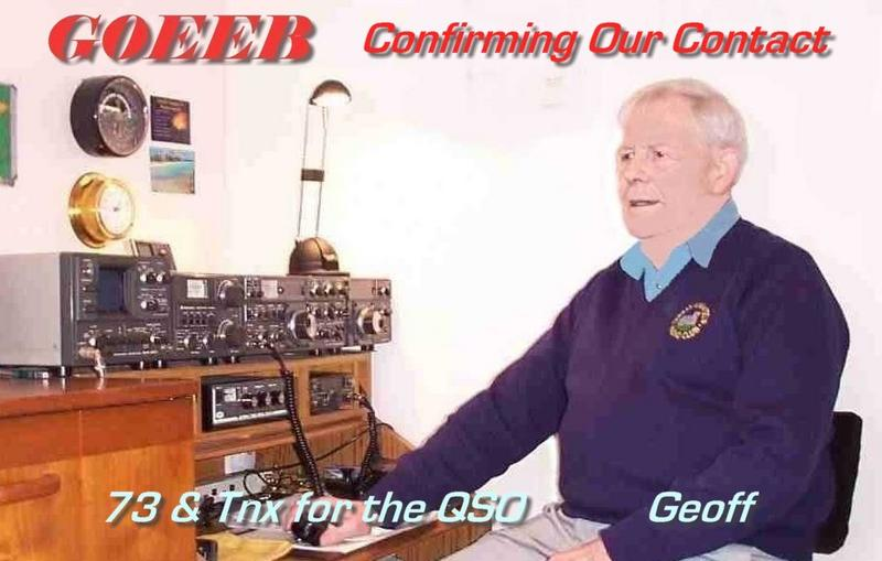 QSL image for G0EEB