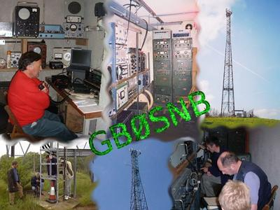 QSL image for GB0SNB