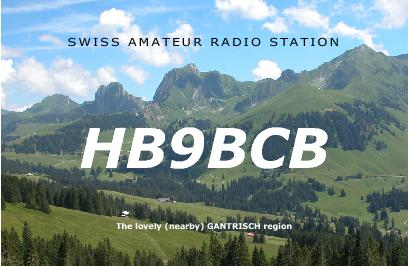 QSL image for HB9BCB