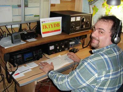 QSL image for IK1YDB