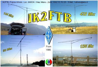 QSL image for IK2FTB