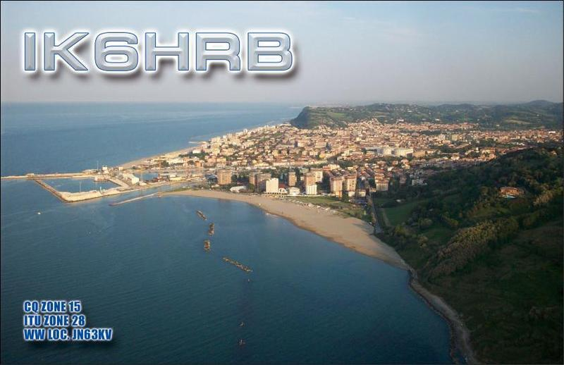 QSL image for IK6HRB